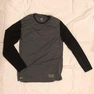 Nike Pro MLB Long Sleeve Shirt